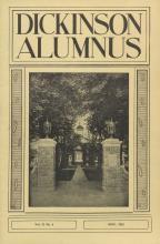 Dickinson Alumnus, May 1945
