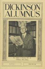 Dickinson Alumnus, February 1959