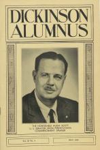 Dickinson Alumnus, May 1959