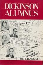 Dickinson Alumnus, September 1960