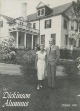 Dickinson Alumnus, September 1961