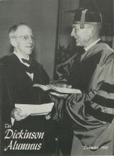 Dickinson Alumnus, December 1961