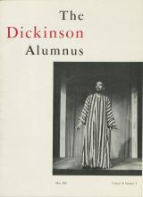 Dickinson Alumnus, May 1962