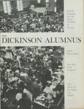 Dickinson Alumnus, August 1964