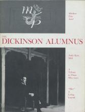 Dickinson Alumnus, October 1964