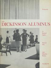 Dickinson Alumnus, December 1964