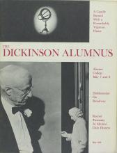 Dickinson Alumnus, May 1965