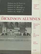 Dickinson Alumnus, Fall 1965
