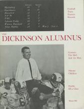 Dickinson Alumnus, Winter 1965