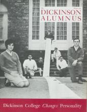 Dickinson Alumnus, Fall 1966