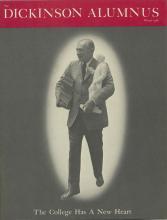 Dickinson Alumnus, Winter 1968