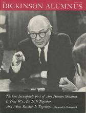 Dickinson Alumnus, Spring 1969