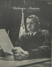 Dickinson Alumnus, December 1969