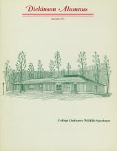 Dickinson Alumnus, December 1971