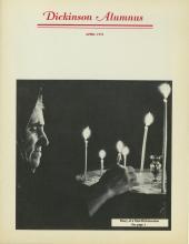 Dickinson Alumnus, April 1972