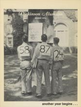 Dickinson Alumnus, August 1974