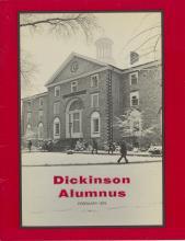 Dickinson Alumnus, February 1975