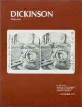 Dickinson Magazine, November 1979