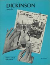 Dickinson Magazine, May 1980