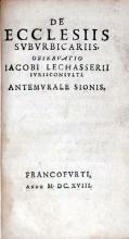 De Ecclesiis Svbvrbicariis