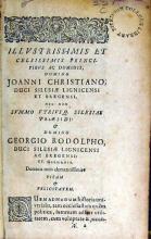 Vitae Germanorum theologorum, qui superiori seculo, ecclesiam Christi...