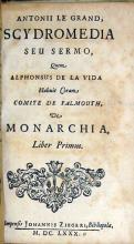 Antonii Le Grand, Scydromedia Seu Sermo, Quem Alphonsus De La Vida...