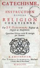 Catechisme, Ou Instruction Dans La Religion Chrétienne
