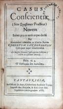 Casus Conscientiae (Sive Quaestiones Practicae) Novem Soluti pro re...