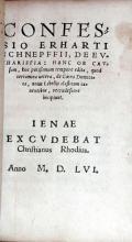 Confessio...De Evcharistia