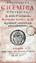 Bibliotheca Chemica Contracta