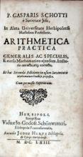 Arithmetica Practica Generalis Ac Specialis