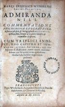 Admiranda Nili. Commentatione Philologica Geographica, historicâ...