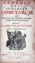 Conamen Novi Systematis Cometarum, pro motu eorum sub calculum...