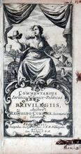 Commentarius Iuridico-Historico-Politicus de Privilegiis