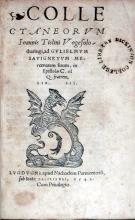 Collectaneorvm.in Epistolas C. ad Q...