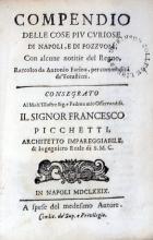 Compendio Delle Cose Piv Cvriose Di Napoli, E Di Pozzvoli
