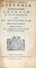 Appendix ad interpretationem Locorvm N. Testamenti quae...