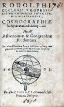 Cosmographiae seu Sphaerae mundi descriptionis Hoc est Astronomiae...