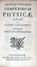 Compendium Physicae. …Accedit hujusce Brutum Cartesianum
