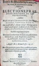 Brevis & dilucida explicatio, verae, certae, & consolationis plenae doctrinae...