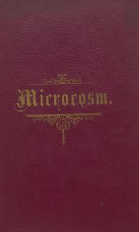 Microcosm yearbook for 1882-83