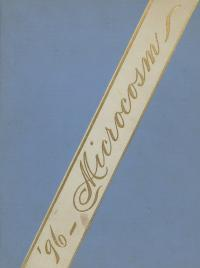 Microcosm yearbook for 1894-95