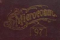 Microcosm yearbook for 1895-96