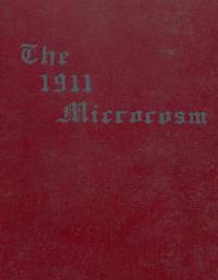 Microcosm yearbook for 1909-10