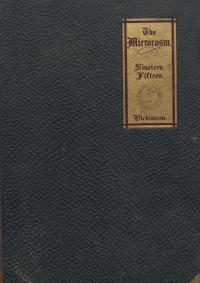 Microcosm yearbook for 1913-14