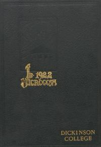 Microcosm yearbook for 1920-21