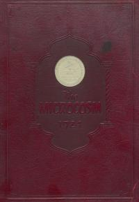 Microcosm yearbook for 1922-23
