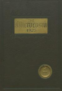 Microcosm yearbook for 1923-24