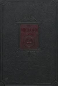 Microcosm yearbook for 1924-25