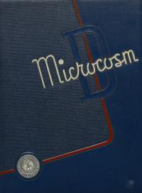 Microcosm yearbook for 1938-39